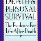 Ebook 978-0822630166 Death and Personal Survival: The Evidence for Life After Death