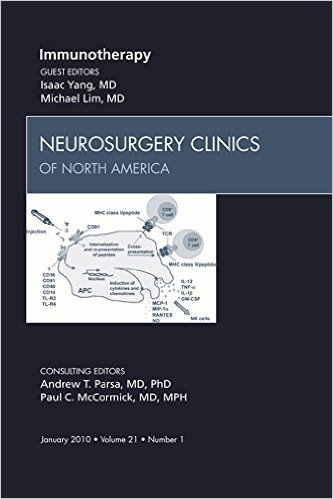 Ebook 978-1437718393 Immunotherapy, An Issue of Neurosurgery Clinics (The Clinics: Surgery)