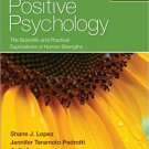 Ebook 978-1452276434 Positive Psychology: The Scientific and Practical Explorations of Human Stre