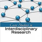 Ebook 978-1412982481 Case Studies in Interdisciplinary Research