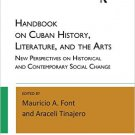 Ebook 978-1612056791 Handbook on Cuban History, Literature, and the Arts: New Perspectives on His