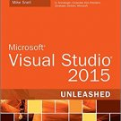Ebook 978-0672337369 Microsoft Visual Studio 2015 Unleashed