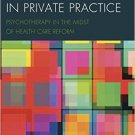Ebook 978-1442244160 Collaboration in Private Practice: Psychotherapy in the Midst of Health Care