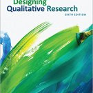 Ebook 978-1452271002 Designing Qualitative Research