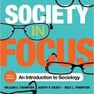 Ebook 978-1442255975 Society in Focus: An Introduction to Sociology