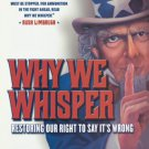 Ebook 978-0742552524 Why We Whisper: Restoring Our Right to Say It's Wrong