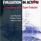 Ebook 978-1412949743 Evaluation in Action: Interviews With Expert Evaluators