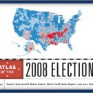Ebook 978-0742567955 Atlas of the 2008 Elections