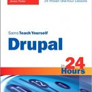Ebook 978-0672331268 Sams Teach Yourself Drupal in 24 Hours