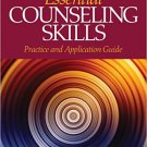 Ebook 978-1483333137 Essential Counseling Skills: Practice and Application Guide
