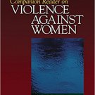 Ebook 978-1412996495 Companion Reader on Violence Against Women