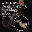 Ebook 978-0323263238 Wheeler's Dental Anatomy, Physiology and Occlusion