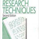 Ebook 978-0761915362 Media Research Techniques