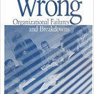 Ebook 978-0761910473 When Things Go Wrong: Organizational Failures and Breakdowns