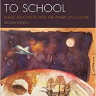 Ebook 978-1475803440 Culture X Goes to School: Public Education and the American Culture