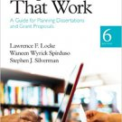 Ebook 978-1452216850 Proposals That Work: A Guide for Planning Dissertations and Grant Proposals