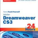 Ebook 978-1435276345 Sams Teach Yourself Adobe Dreamweaver CS3 in 24 Hours