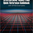 Ebook 978-1412925600 Statistical Analysis Quick Reference Guidebook: With SPSS Examples