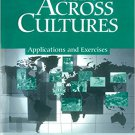 Ebook 978-0761913382 Working Across Cultures: Applications and Exercises
