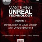 Ebook 978-0672329913 Mastering Unreal Technology, Volume I: Introduction to Level Design with Unr