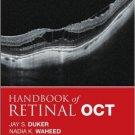 Ebook 978-0323188845 Handbook of Retinal OCT: Optical Coherence Tomography