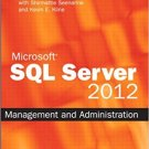 Ebook 978-0672336003 Microsoft SQL Server 2012 Management and Administration