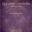 Ebook 978-1455705511 Teaching in Nursing: A Guide for Faculty