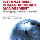 Ebook 978-1412995917 Essentials of International Human Resource Management: Managing People Globa