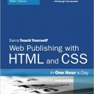 Ebook 978-0672328862 Sams Teach Yourself Web Publishing with HTML and CSS in One Hour a Day