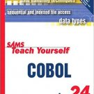 Ebook 978-0672314537 Sams Teach Yourself COBOL in 24 Hours