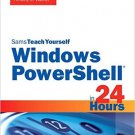 Ebook 978-0672337284 Windows PowerShell in 24 Hours, Sams Teach Yourself
