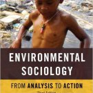 Ebook 978-1442220751 Environmental Sociology: From Analysis to Action
