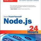 Ebook 978-0672335952 Sams Teach Yourself Node.js in 24 Hours