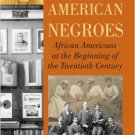 Ebook 978-1442223936 W. E. B. DuBois's Exhibit of American Negroes: African Americans at the Begi