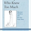 Ebook 978-1442219496 The Reporter Who Knew Too Much: Harrison Salisbury and the New York Times