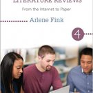 Ebook 978-1452259499 Conducting Research Literature Reviews: From the Internet to Paper