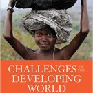 Ebook 978-1442256880 Challenges of the Developing World