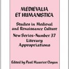 Ebook 978-1442214279 Medievalia et Humanistica, No. 37: Studies in Medieval and Renaissance Cultu