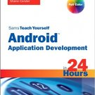 Ebook 978-0321673350 Sams Teach Yourself Android Application Development in 24 Hours