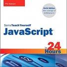 Ebook 978-0672337383 JavaScript in 24 Hours, Sams Teach Yourself