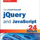 Ebook 978-0672337345 jQuery and JavaScript in 24 Hours, Sams Teach Yourself