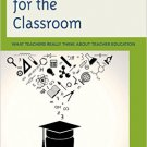 Ebook 978-1475800418 Preparing for the Classroom: What Teachers Really Think about Teacher Educat