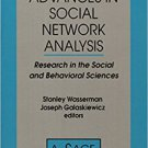 Ebook 978-0803943032 Advances in Social Network Analysis: Research in the Social and Behavioral S