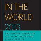 Ebook 978-1442225657 Freedom in the World 2013: The Annual Survey of Political Rights and Civil L