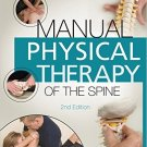 Ebook 978-0323263061 Manual Physical Therapy of the Spine