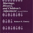 Ebook 978-0761902522 Marriage, Divorce, and Children's Adjustment (Developmental Clinical Psychol