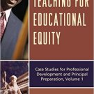 Ebook 978-1475821888 Teaching for Educational Equity: Practical Case Studies for Professional Dev
