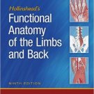Ebook 978-1416049807 Hollinshead's Functional Anatomy of the Limbs and Back