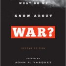 Ebook 978-1442212633 What Do We Know about War?