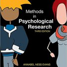 Ebook 978-1452261041 Methods in Psychological Research